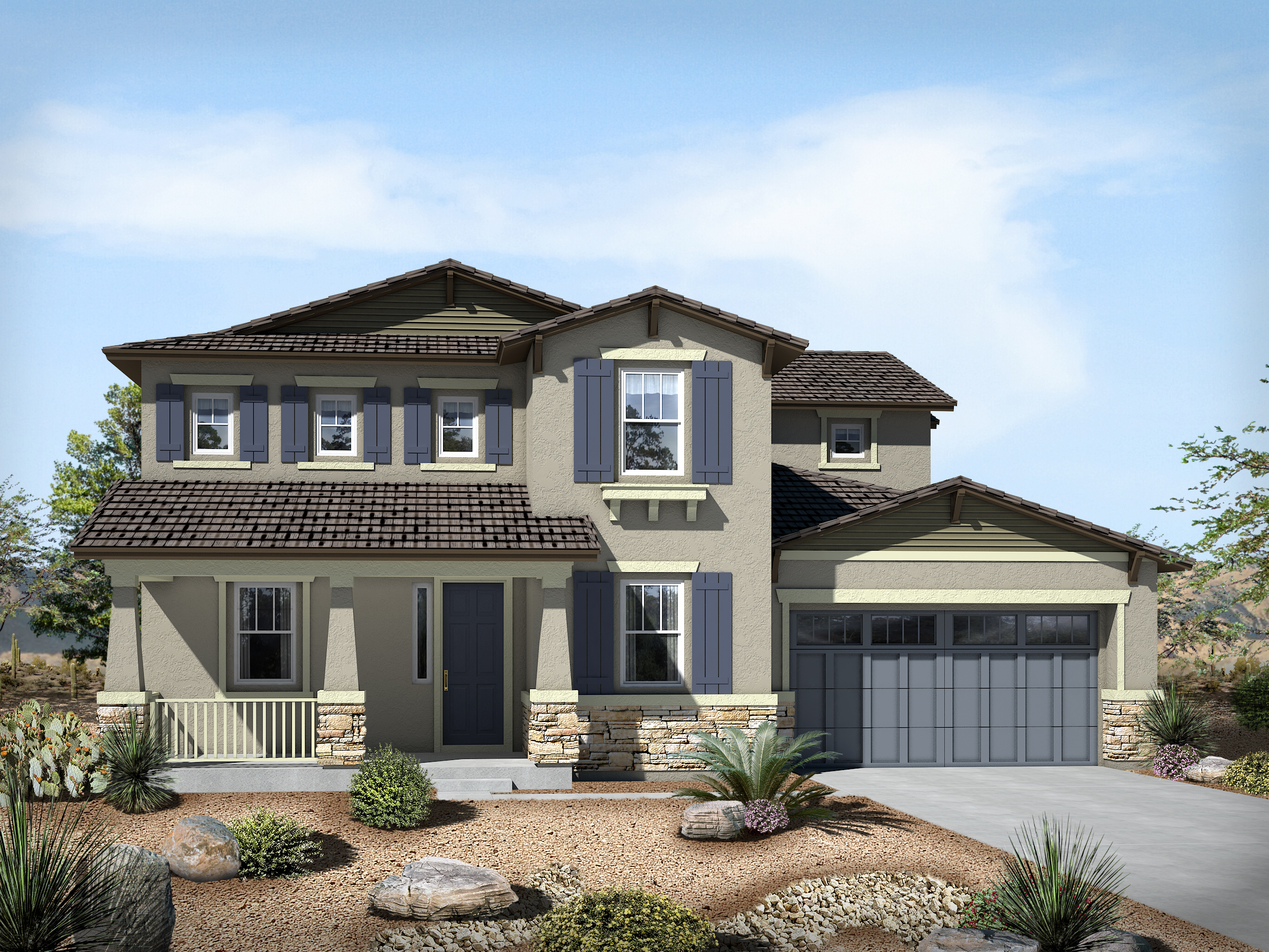 Meet our featured builder richmond american homes American home builder