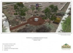 Marley Park Commemorative Plaza