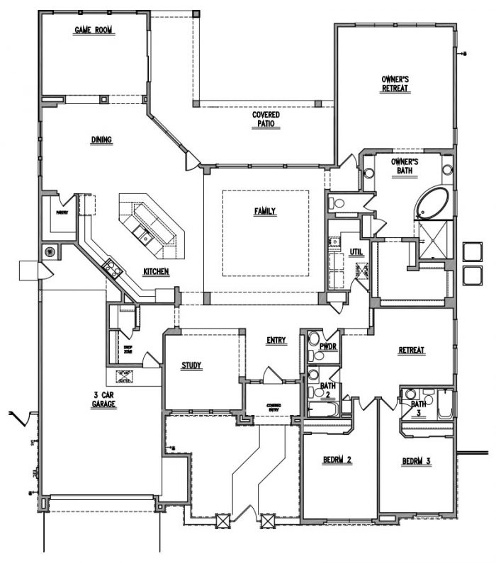 David Weekley Floor Plans Home Design Ideas And Pictures